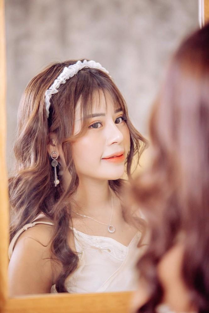 Hot girl Hà thành: Mình yêu nghề mẫu ảnh - ảnh 2