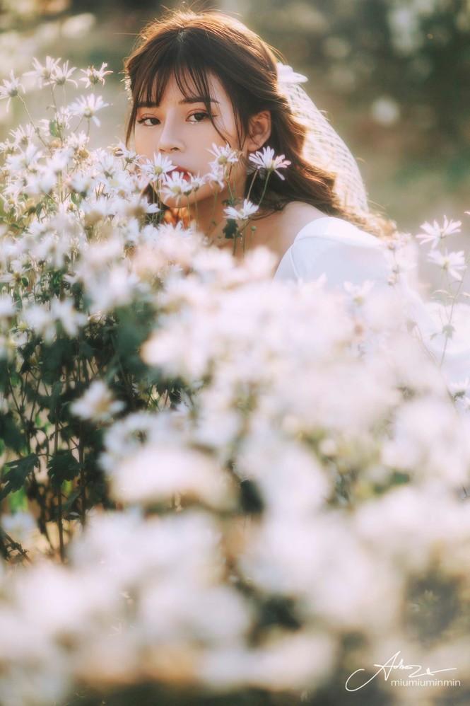Hot girl Hà thành: Mình yêu nghề mẫu ảnh - ảnh 7