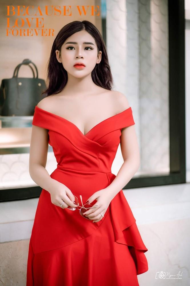 Hot girl Hà thành: Mình yêu nghề mẫu ảnh - ảnh 8