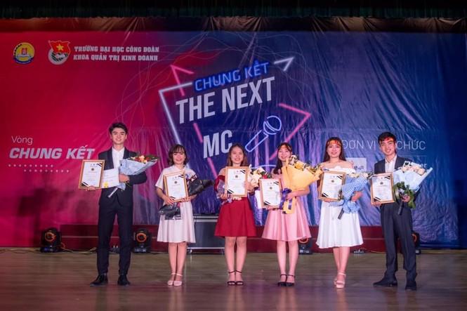 Lộ diện quán quân cuộc thi The Next MC 2020 - ảnh 1
