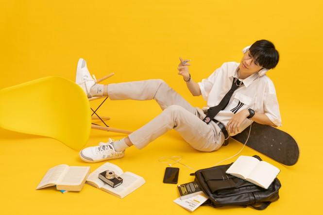 """Hot Tiktok Hải Binno: """"Thời trang nam MANDO là đòn bẩy đẩy tôi đến thành công"""" - ảnh 7"""