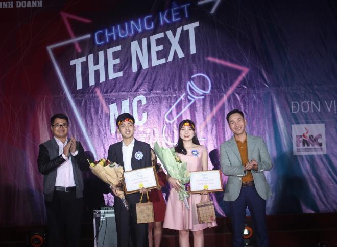 Lộ diện quán quân cuộc thi The Next MC 2020 - ảnh 4