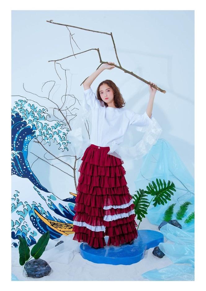 Khánh Linh – Vẻ đẹp độc lạ trong thế giới thời trang - ảnh 14