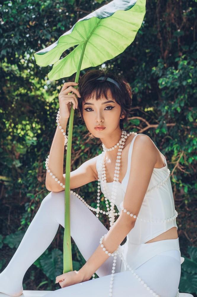 Khánh Linh – Vẻ đẹp độc lạ trong thế giới thời trang - ảnh 5