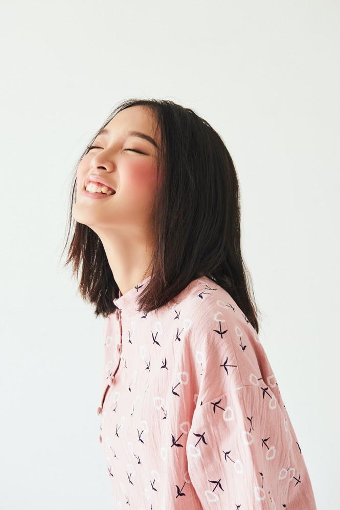 Khánh Linh – Vẻ đẹp độc lạ trong thế giới thời trang - ảnh 8