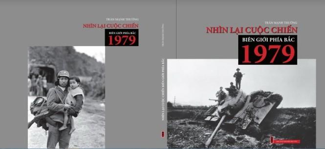"""Tác giả Trần Mạnh Thường ra mắt cuốn sách """"Nhìn lại cuộc chiến biên giới phía Bắc 1979"""" - ảnh 1"""