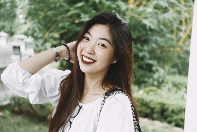 Hành trình giảm cân truyền cảm hứng của nữ sinh viên Báo chí - ảnh 11