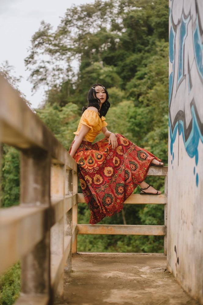 """Cô gái dân tộc Thái sở hữu nét đẹp """"lạ"""" cùng đam mê diễn xuất  - ảnh 9"""