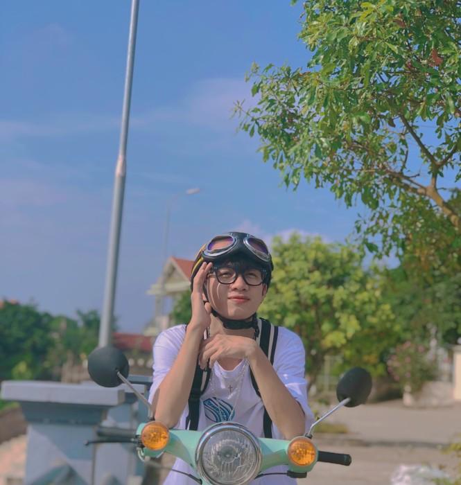 Cấn Xuân Huy: Hot Tiktok 2K4 với ước mơ trở thành sinh viên Đại học Ngoại thương - ảnh 9