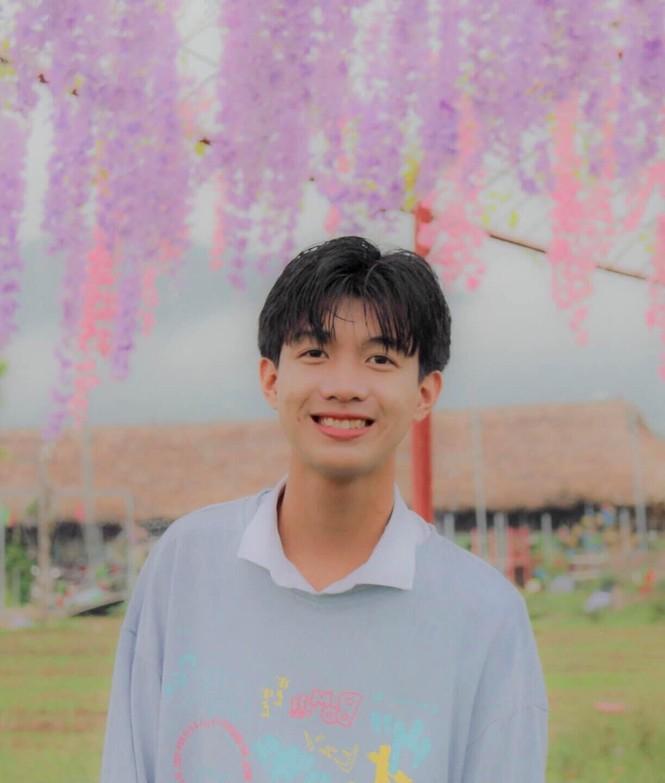 Cấn Xuân Huy: Hot Tiktok 2K4 với ước mơ trở thành sinh viên Đại học Ngoại thương - ảnh 8