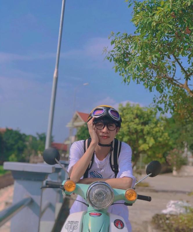 Cấn Xuân Huy: Hot Tiktok 2K4 với ước mơ trở thành sinh viên Đại học Ngoại thương - ảnh 6