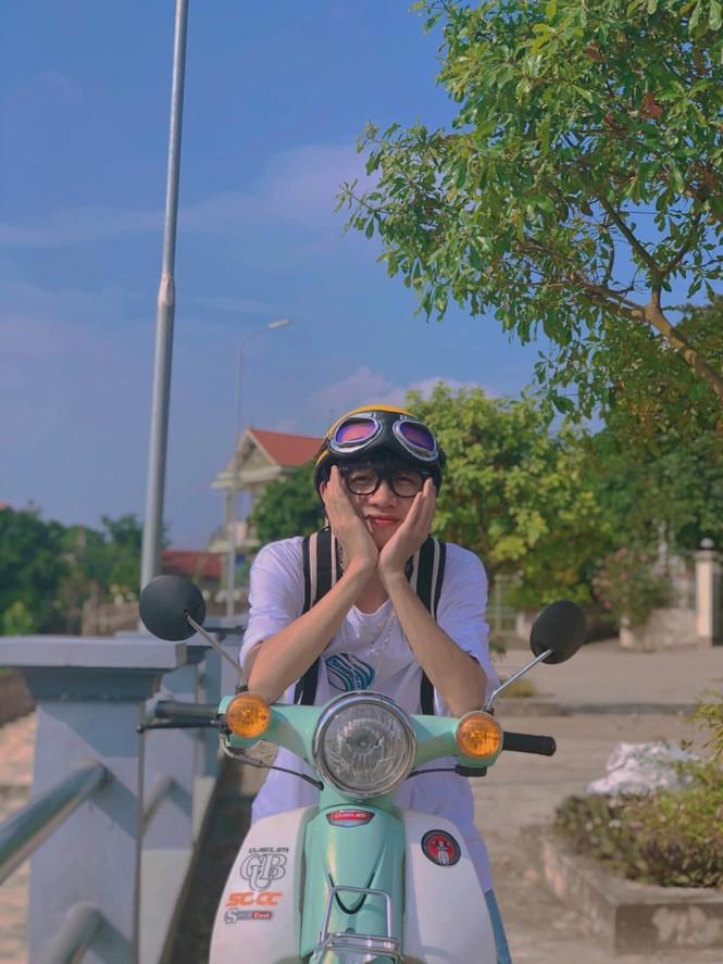 Cấn Xuân Huy: Hot Tiktok 2K4 với ước mơ trở thành sinh viên Đại học Ngoại thương - ảnh 2