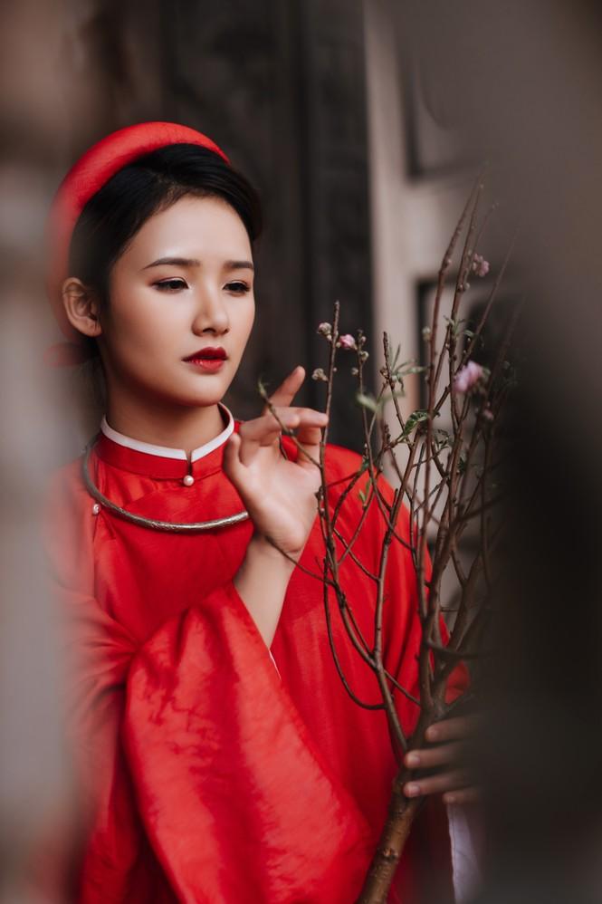Ngất ngây trước vẻ đẹp đậm chất cổ xưa của Mai Yến trong bộ Cổ phục Việt Nam - ảnh 5