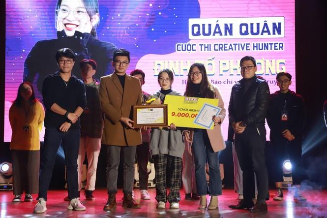 """Giải nhất cuộc thi """"Creative Hunter"""": """"Tết vẫn sẽ là tết""""  - ảnh 4"""