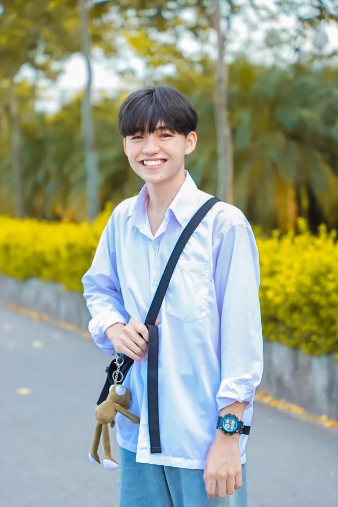 Hot Tiktok Tân Hạc: Nam sinh tài năng với nụ cười tỏa nắng và động lực sống tích cực - ảnh 11