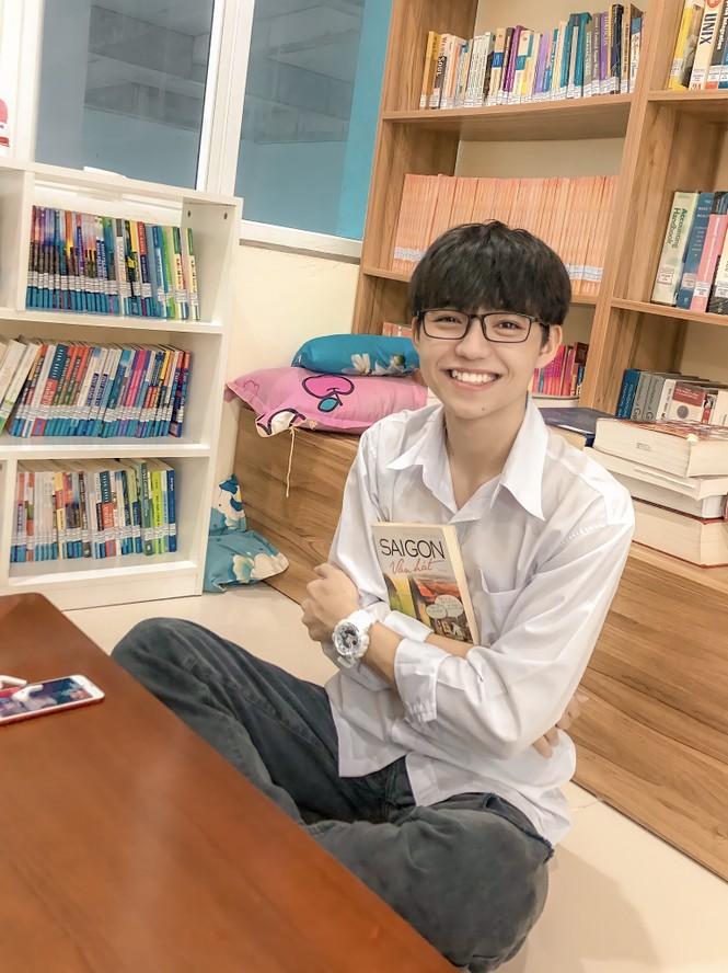Hot Tiktok Tân Hạc: Nam sinh tài năng với nụ cười tỏa nắng và động lực sống tích cực - ảnh 13