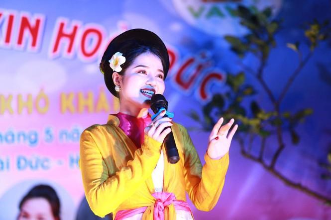 """Phùng Thị Thanh Huyền: """"Nghệ thuật truyền thống cần có giới trẻ để tiếp nối"""" - ảnh 2"""