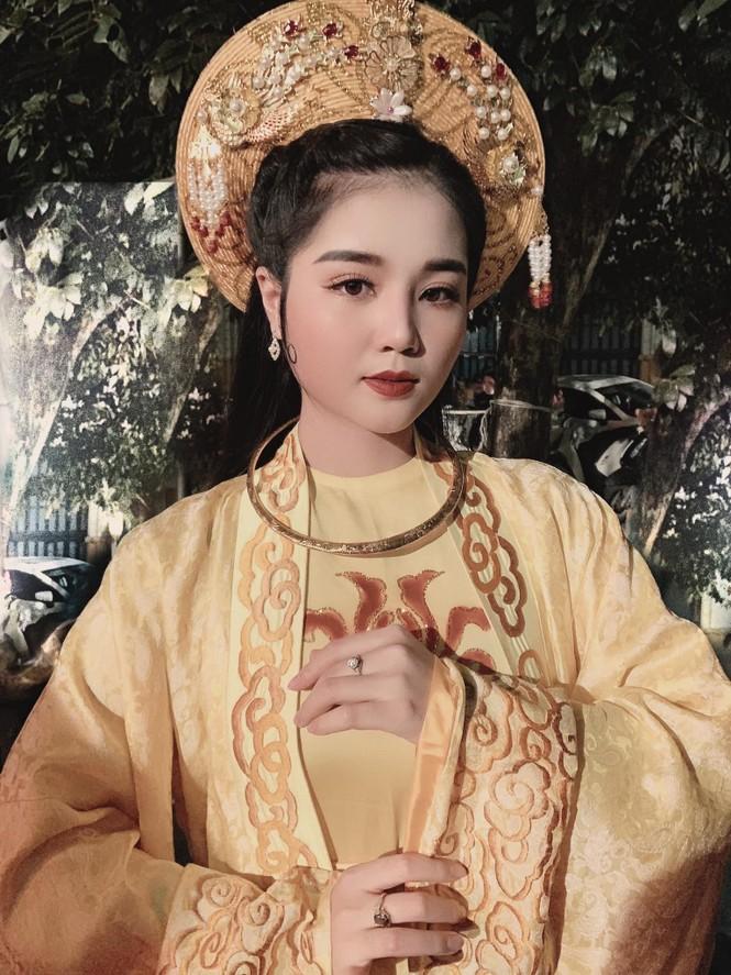 """Phùng Thị Thanh Huyền: """"Nghệ thuật truyền thống cần có giới trẻ để tiếp nối"""" - ảnh 5"""