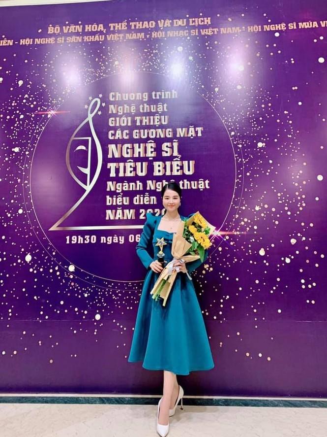 """Phùng Thị Thanh Huyền: """"Nghệ thuật truyền thống cần có giới trẻ để tiếp nối"""" - ảnh 10"""