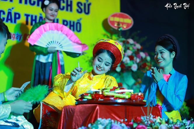 """Phùng Thị Thanh Huyền: """"Nghệ thuật truyền thống cần có giới trẻ để tiếp nối"""" - ảnh 17"""