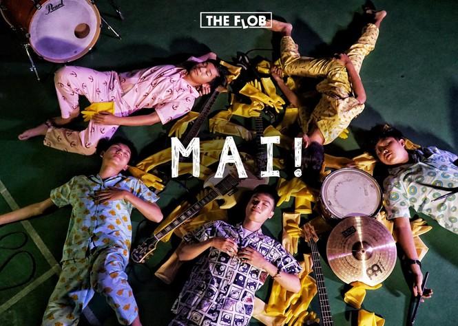 """The Flob – Ban nhạc của """"Hội bạn thân"""" - ảnh 3"""