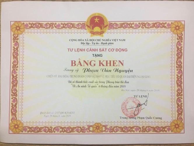 Chàng sinh viên Điện ảnh đến từ Thái Nguyên từng là cảnh sát cơ động đạt nhiều thành tích - ảnh 4