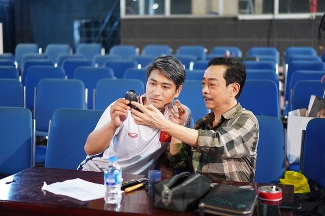 Chàng sinh viên Điện ảnh đến từ Thái Nguyên từng là cảnh sát cơ động đạt nhiều thành tích - ảnh 6