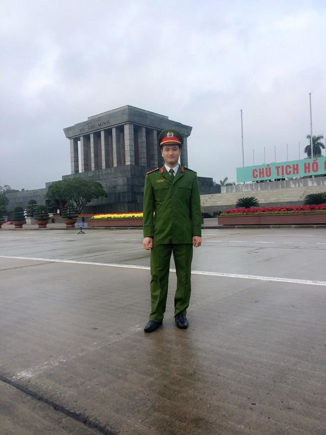 Chàng sinh viên Điện ảnh đến từ Thái Nguyên từng là cảnh sát cơ động đạt nhiều thành tích - ảnh 2