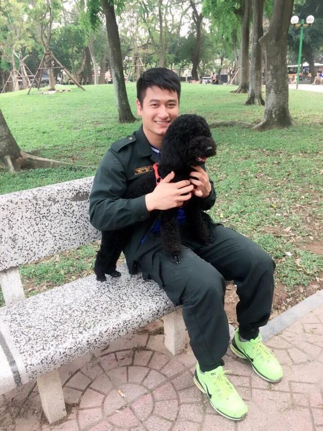 Chàng sinh viên Điện ảnh đến từ Thái Nguyên từng là cảnh sát cơ động đạt nhiều thành tích - ảnh 5