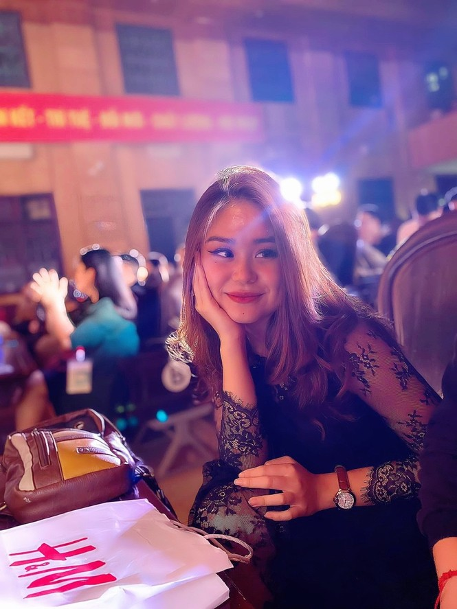 """Nữ sinh Công đoàn toàn năng đạt danh hiệu """"Sinh viên 5 tốt"""" cấp thành phố - ảnh 1"""