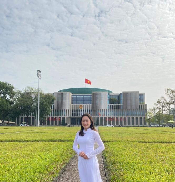 Đảng viên sinh viên đặt nhiều kỳ vọng vào Đại hội Đảng lần thứ XIII - ảnh 2