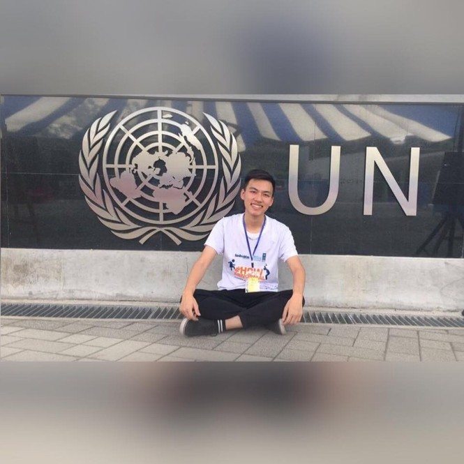 Tâm sự của một cựu Sao tháng Giêng đạp xe xuyên Việt được kết nạp Đảng tại trường đại học - ảnh 11