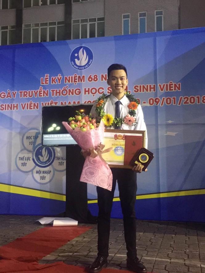 Tâm sự của một cựu Sao tháng Giêng đạp xe xuyên Việt được kết nạp Đảng tại trường đại học - ảnh 7