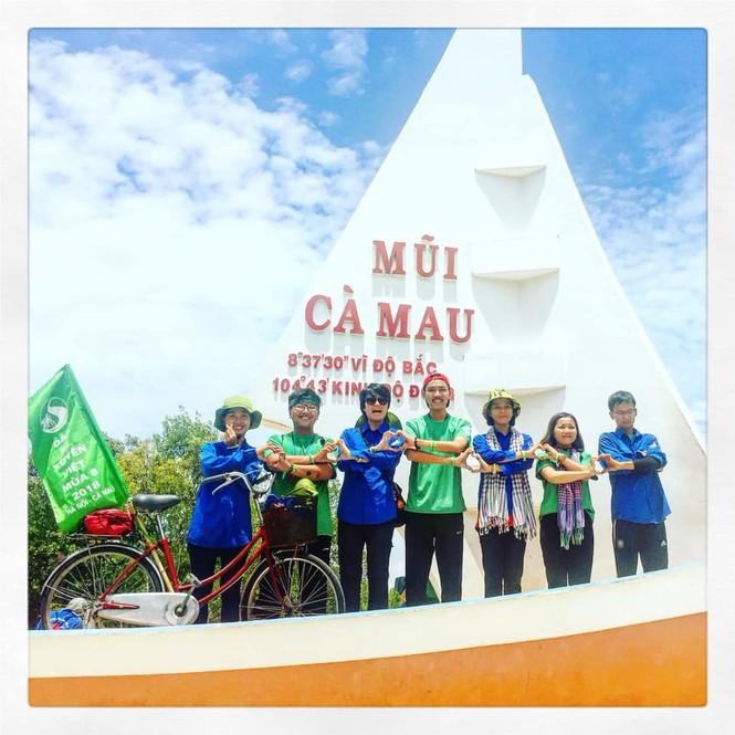 Tâm sự của một cựu Sao tháng Giêng đạp xe xuyên Việt được kết nạp Đảng tại trường đại học - ảnh 8