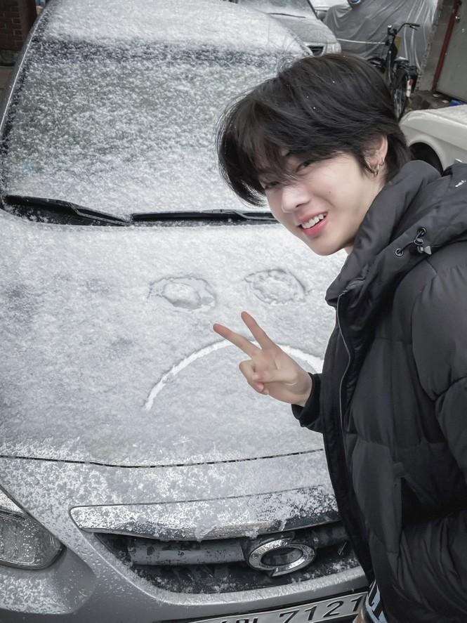 Chàng du học sinh Hàn Quốc điển trai, sắp ra mắt thương hiệu mỹ phẩm riêng ở tuổi 24 - ảnh 4