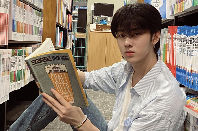 Chàng du học sinh Hàn Quốc điển trai, sắp ra mắt thương hiệu mỹ phẩm riêng ở tuổi 24 - ảnh 15