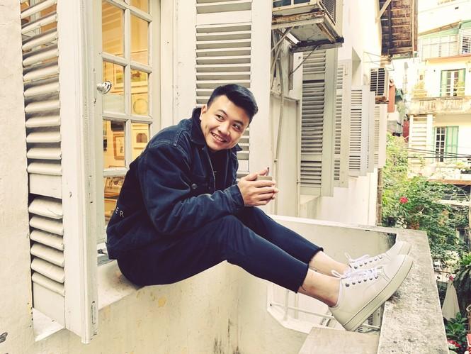 """Chàng trai Thái Nguyên với đam mê """"chơi"""" với vải - ảnh 9"""