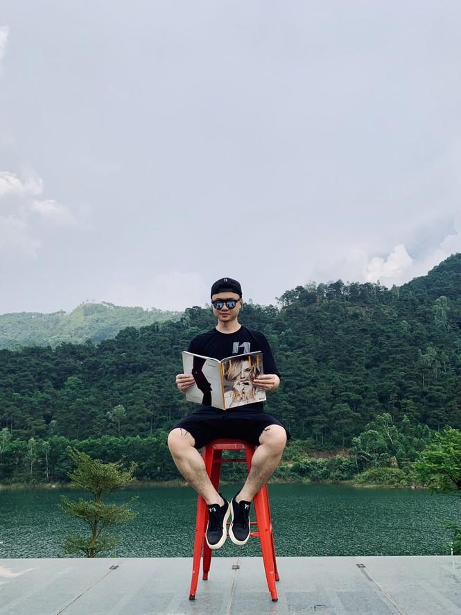 """Chàng trai Thái Nguyên với đam mê """"chơi"""" với vải - ảnh 10"""