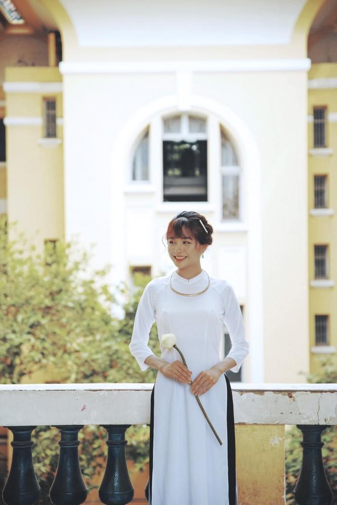 Năm mới cận kề, nữ sinh Xuân Tuyền, trường ĐH Văn Lang hóa thân thành  cô tiểu thư nhà họ Hứa xinh đẹp - ảnh 2