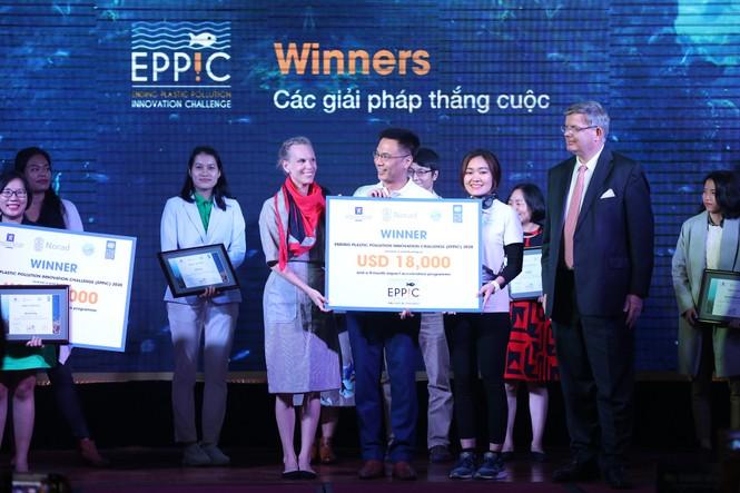 Ý tưởng khởi nghiệp chung tay chống rác thải nhựa ở Việt Nam - ảnh 1