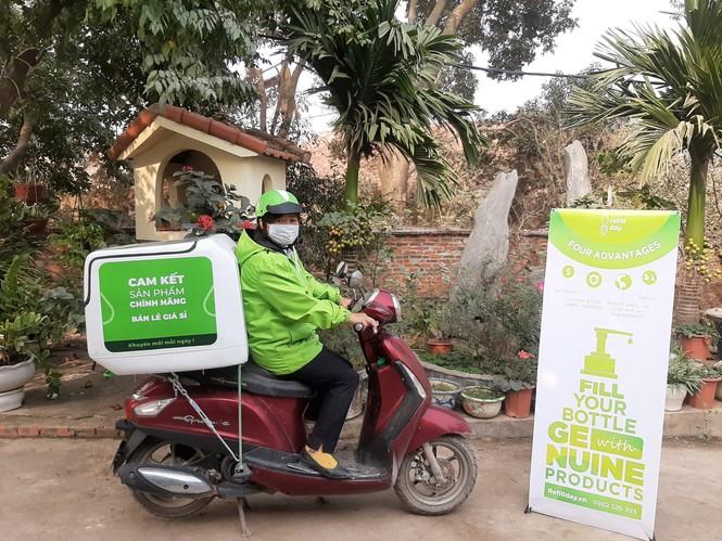 Ý tưởng khởi nghiệp chung tay chống rác thải nhựa ở Việt Nam - ảnh 2