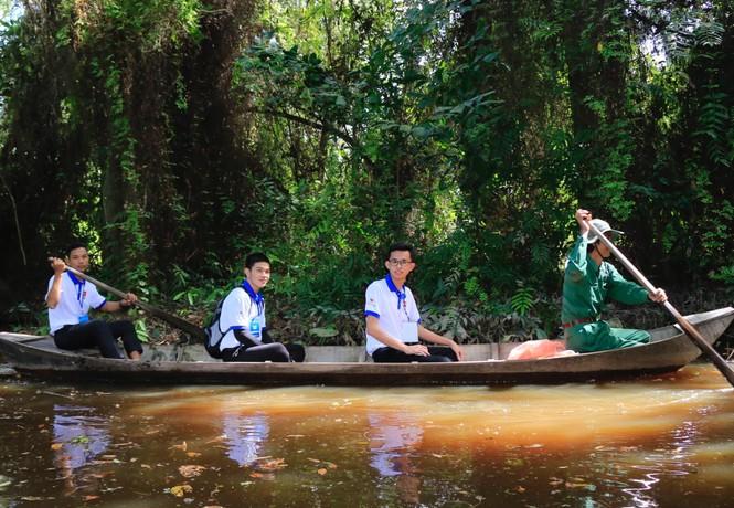 Phó Chủ tịch Hội Sinh viên Campuchia tại Việt Nam đang học tại Đại học Xây dựng - ảnh 9