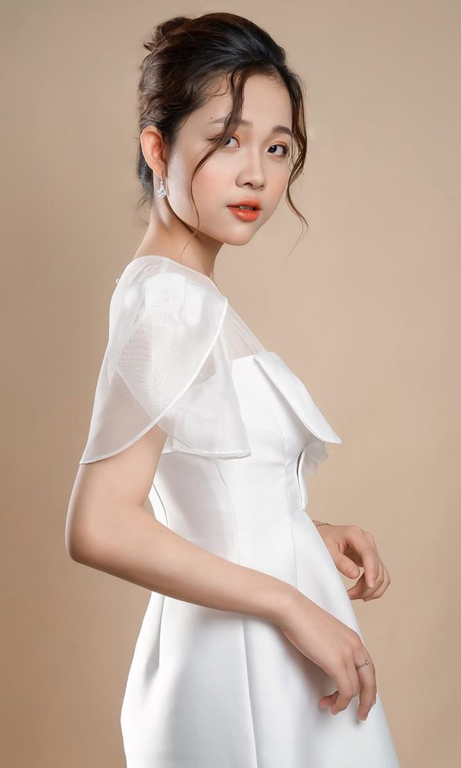 Nữ sinh Ngoại giao khát khao trở thành MC/BTV muốn sở hữu dự án kinh doanh riêng và hoàn thành ước mơ du học - ảnh 7