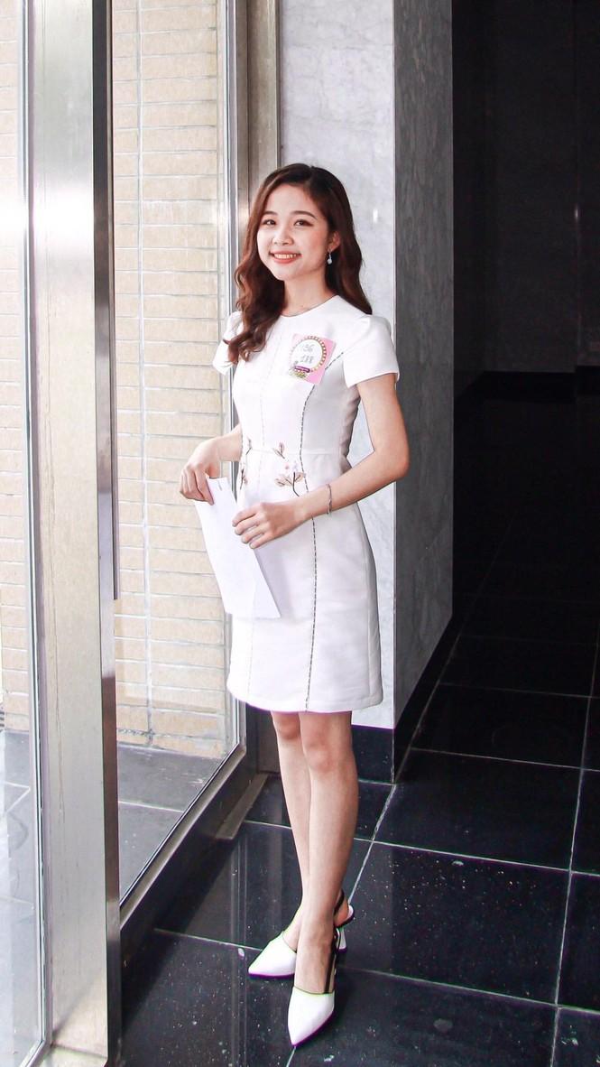 Nữ sinh Ngoại giao khát khao trở thành MC/BTV muốn sở hữu dự án kinh doanh riêng và hoàn thành ước mơ du học - ảnh 2