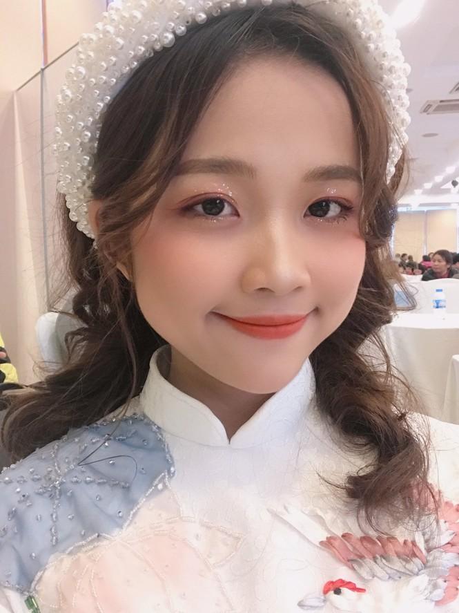Nữ sinh Ngoại giao khát khao trở thành MC/BTV muốn sở hữu dự án kinh doanh riêng và hoàn thành ước mơ du học - ảnh 3