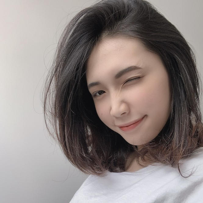 """Hotgirl 2K4 An Giang Thái Triệu Vi: """"Tin tưởng vào bản thân, không bao giờ từ bỏ ước mơ"""" - ảnh 4"""