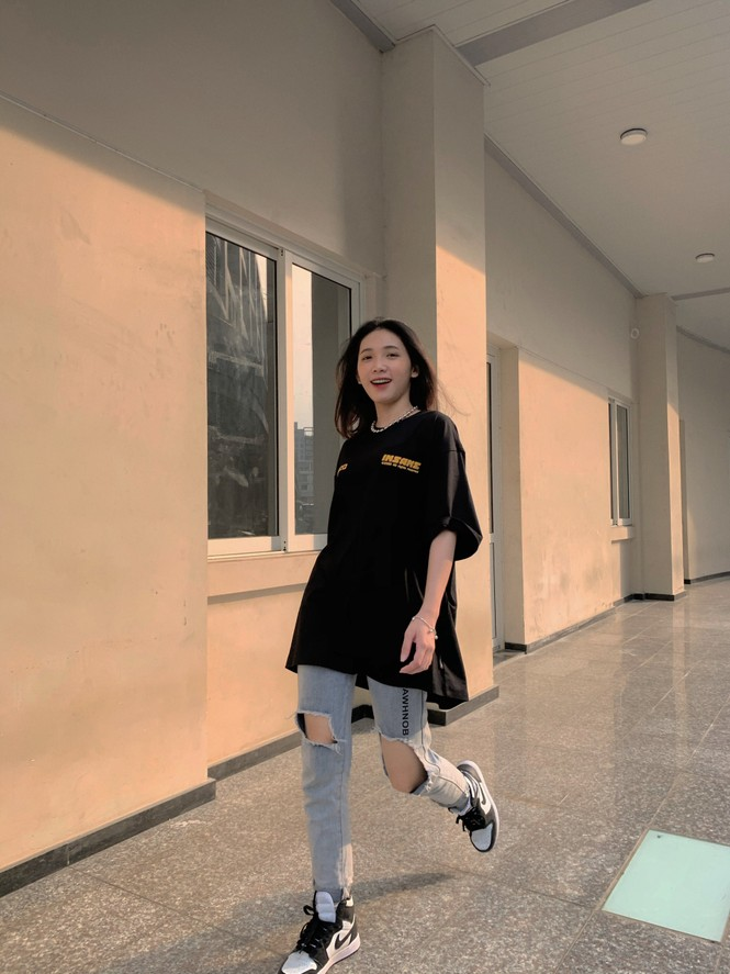 """Hotgirl 2K4 An Giang Thái Triệu Vi: """"Tin tưởng vào bản thân, không bao giờ từ bỏ ước mơ"""" - ảnh 7"""