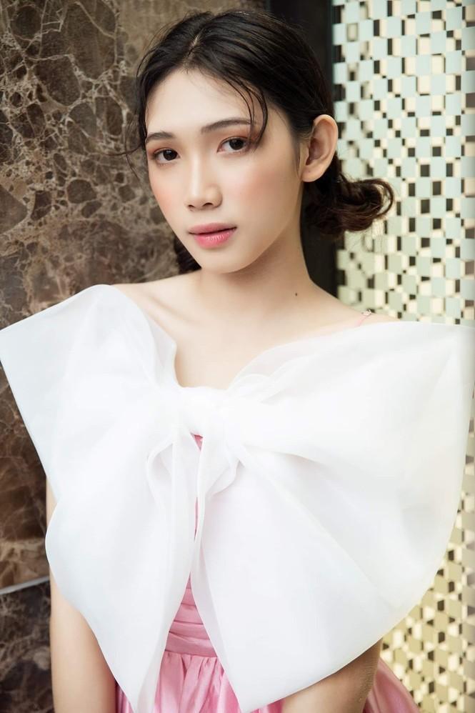 """Hotgirl 2K4 An Giang Thái Triệu Vi: """"Tin tưởng vào bản thân, không bao giờ từ bỏ ước mơ"""" - ảnh 8"""