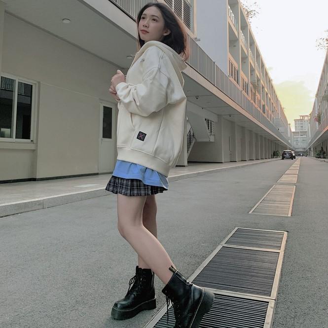 """Hotgirl 2K4 An Giang Thái Triệu Vi: """"Tin tưởng vào bản thân, không bao giờ từ bỏ ước mơ"""" - ảnh 9"""