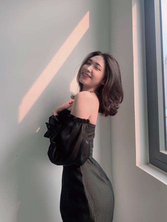 """Hotgirl 2K4 An Giang Thái Triệu Vi: """"Tin tưởng vào bản thân, không bao giờ từ bỏ ước mơ"""" - ảnh 6"""